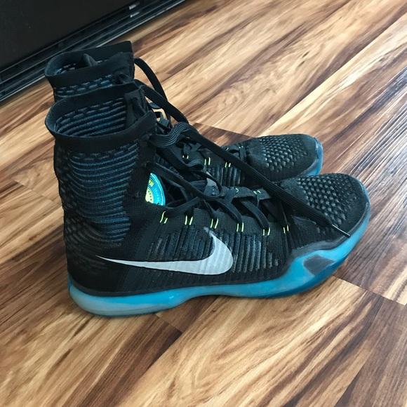 buy popular 828fc ed8a4 Nike Kobe 10 Elite High Commander - Size 13. M 5a8a00c745b30c11d4adb4a8